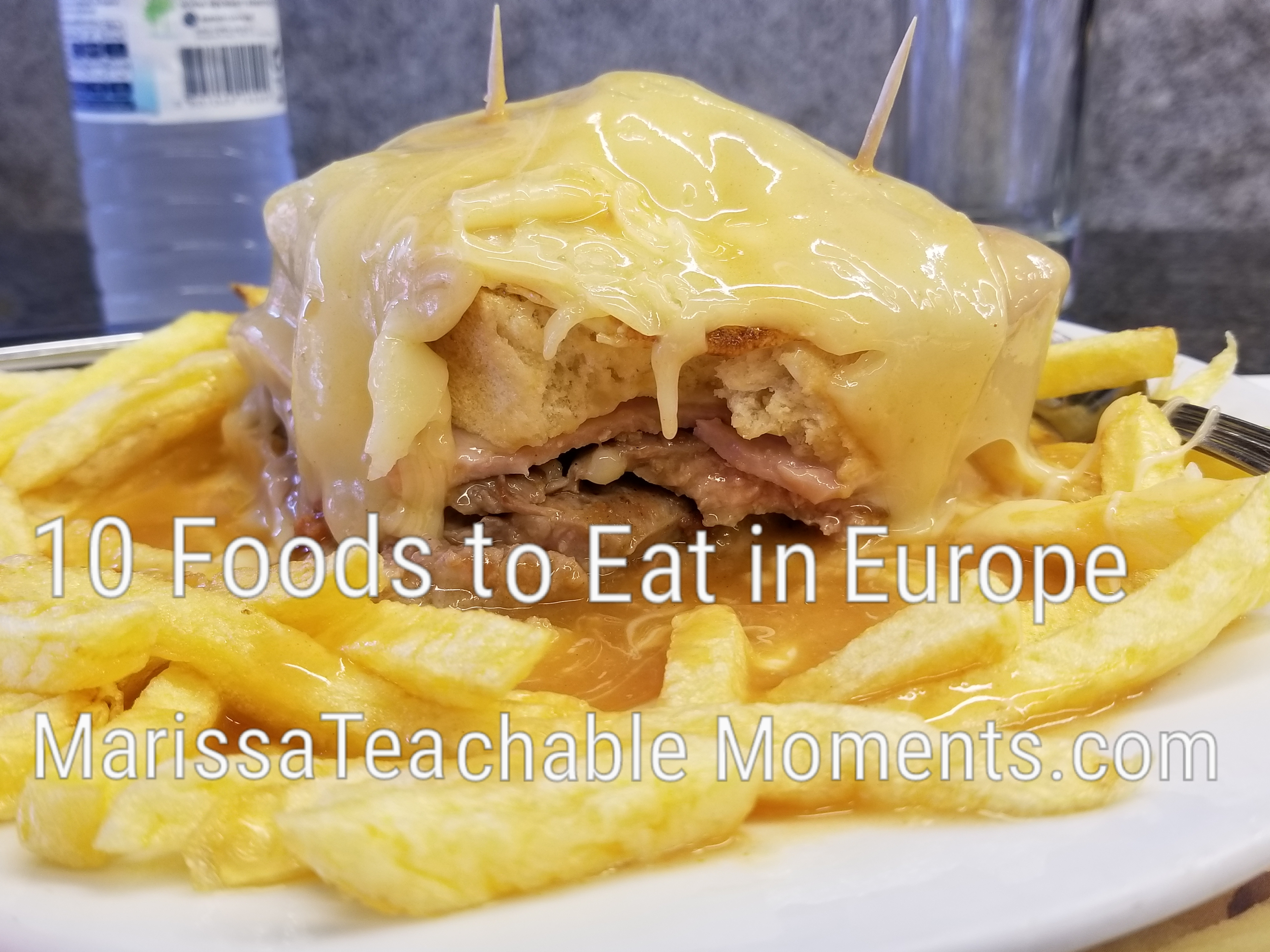 10 Foods to Eat in Europe